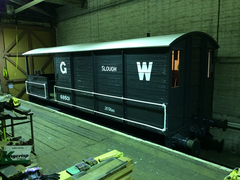 GWR Toad 68501